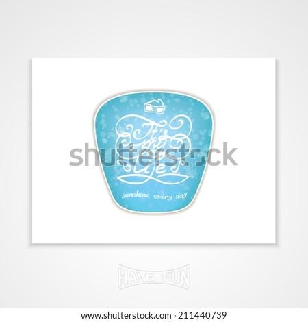 it's my life   heaven emblem