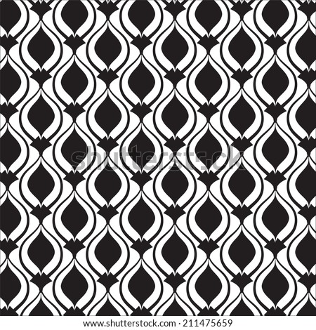 black and white graphic