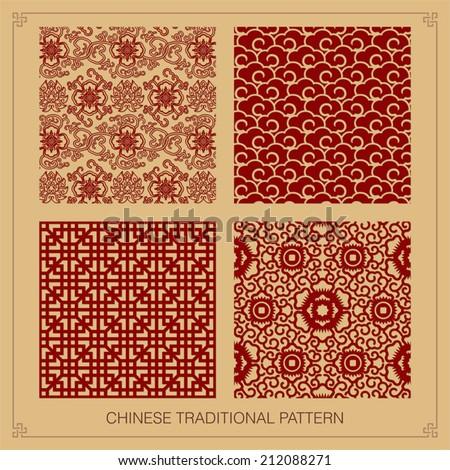 classy oriental pattern come