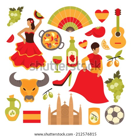 spain travel tourist