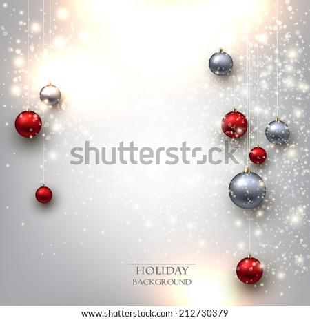 elegant shiny christmas