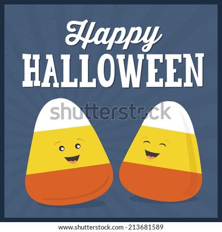 happy halloween candy corn