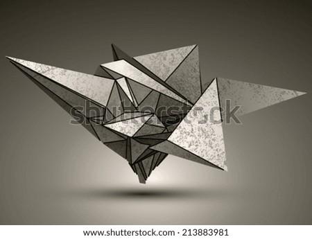 deformed dimensional sharp
