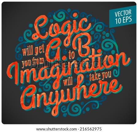 typographic composition design