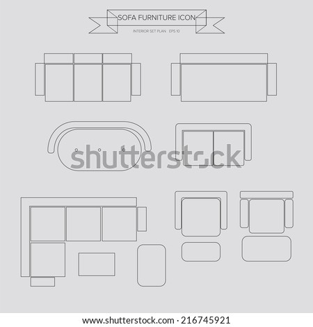 Table And Chair Top View Photoshop Brushes Download 7 Photoshop