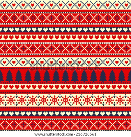 vector pattern christmas sweater free vector download 24729 free vector for commercial use format ai eps cdr svg vector illustration graphic art - Christmas Sweater Wallpaper