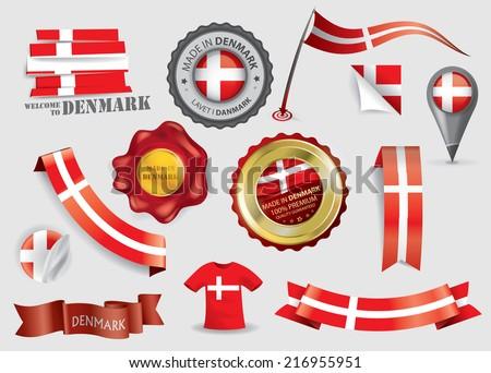 made in denmark seals  danish