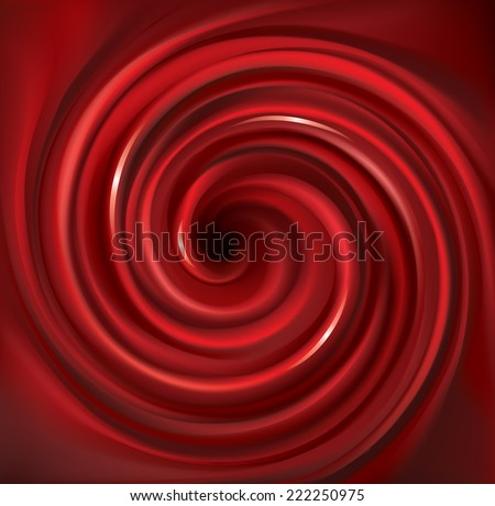 vector swirling backdrop