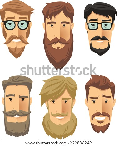 hipster subculture  beard