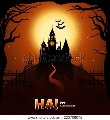 happy halloween happy autumn