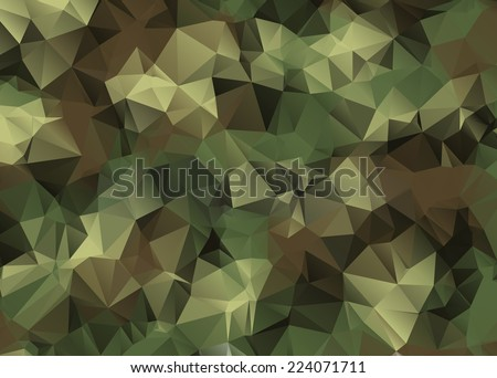 abstract vector military