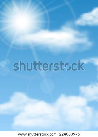 nature background cloudscape
