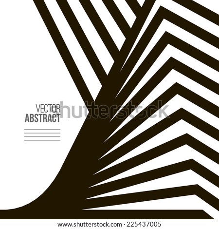 geometric vector black and