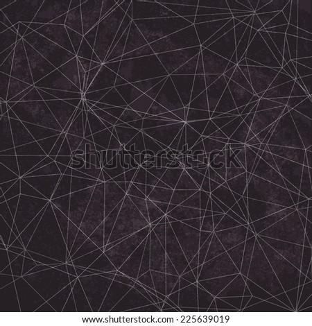 modern stylish web  cobwebs on