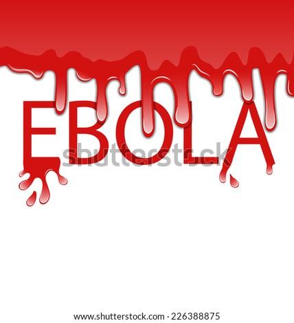 illustration warning epidemic