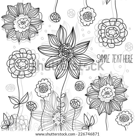 decorative vector illustration
