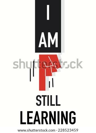 word i am still learning vector