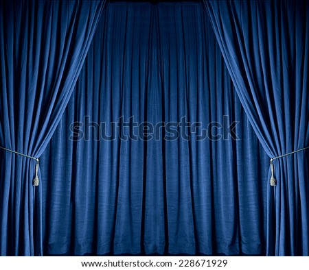 Curtains Ideas blue stage curtains : Blue stage curtains free stock photos download (5,493 Free stock ...