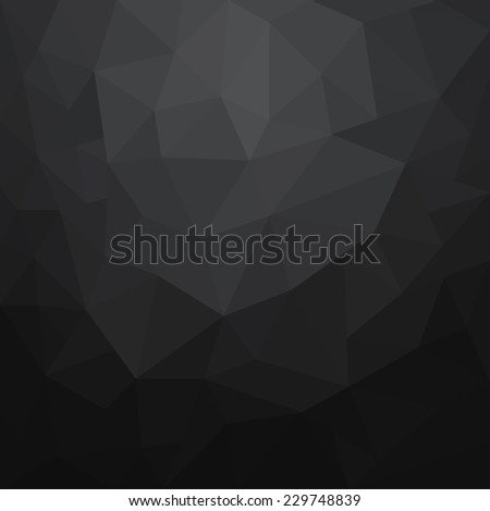 abstract black geometrical