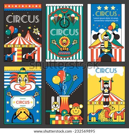 circus entertainment fun park