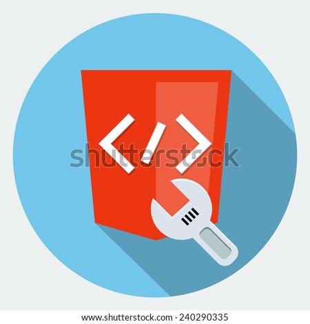 repair code icon