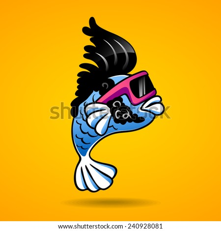 rock star fish