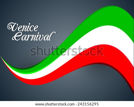 creative abstract for venice