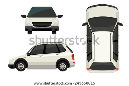 Top View Car Clipart Photoshop Brushes Download 12 Photoshop