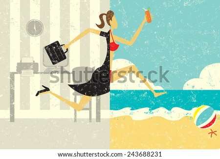 transition to vacation a