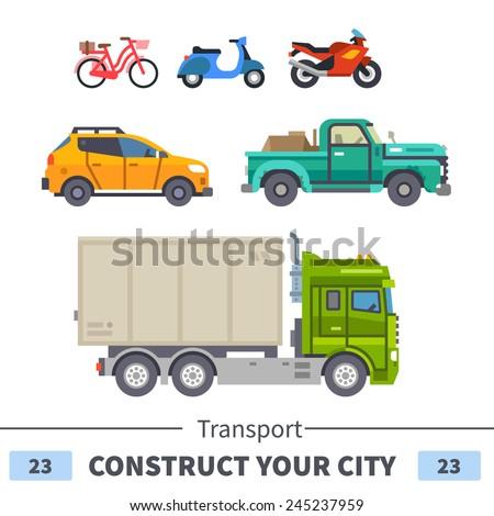different ground transportation