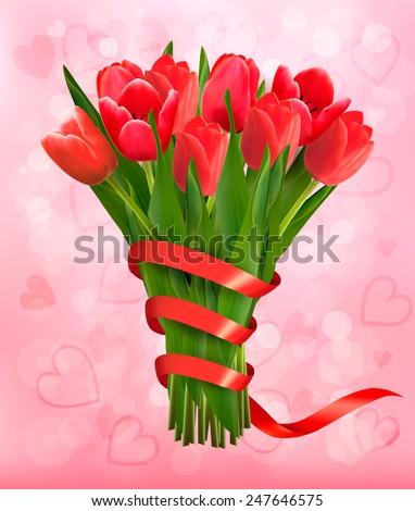 valentine's holiday background
