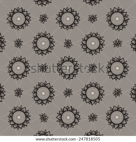 vector decorative image with