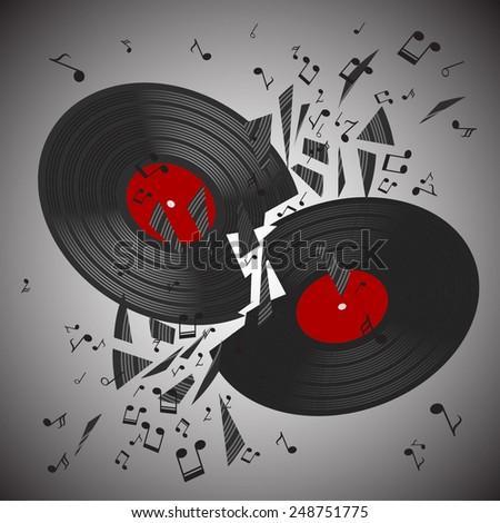 vector musical battle