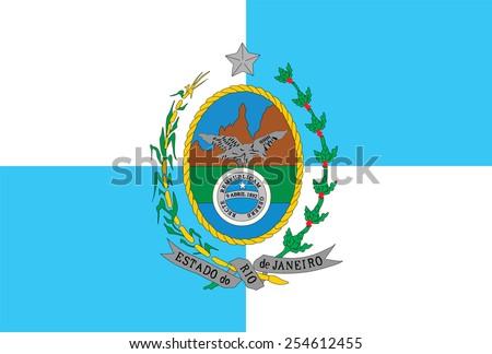 rio de janeiro state flag