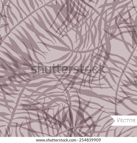 monochrome seamless pattern