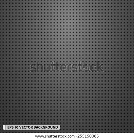abstract dense dots vector