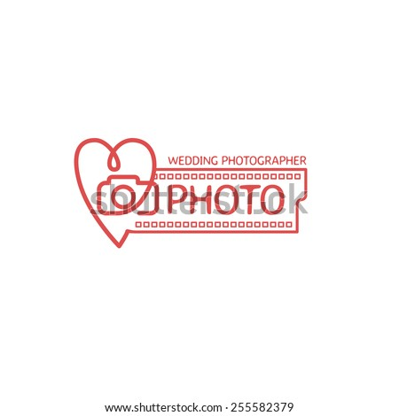 photography hipster badges and