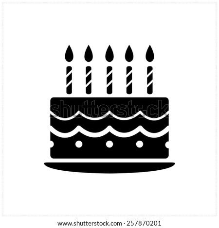 Cake Free icon in format for free download 9339KB