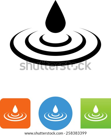 drop of water symbol for