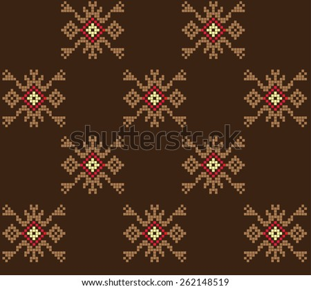 vector background tribal style