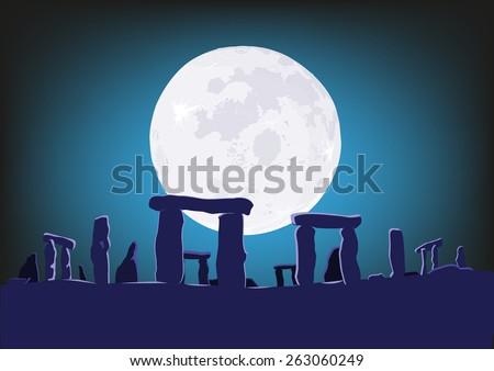 stonehenge on midsummer