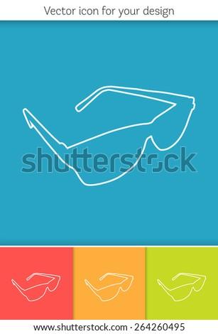creative concept vector icon of