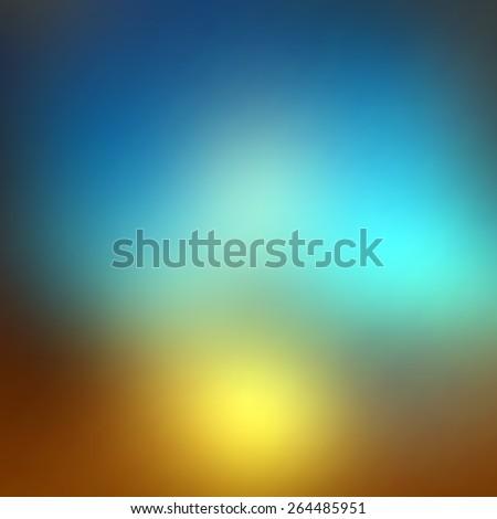 blurred gradient vector