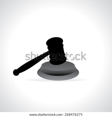 auction and hammer for justice