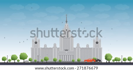 moscow state university  moscow