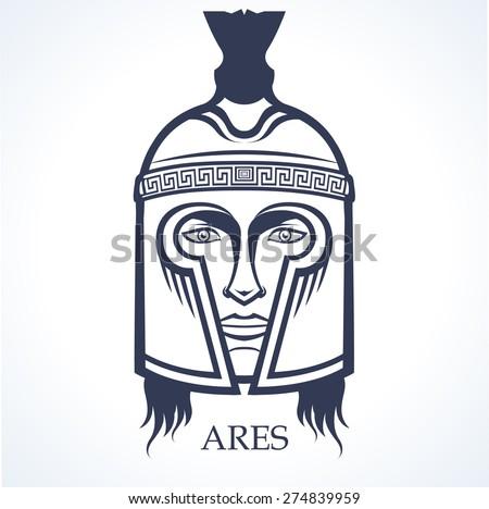 ares  ancient greek god of war