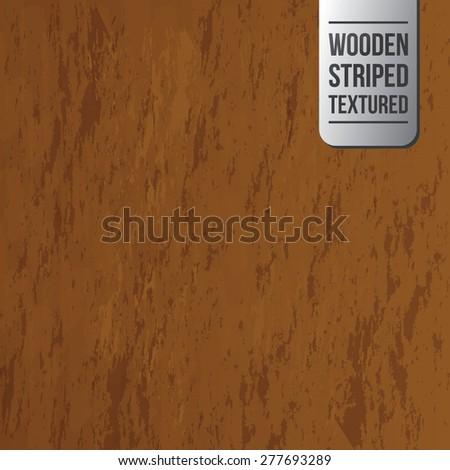 wooden striped textured