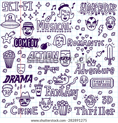 movie genres tv shows  series