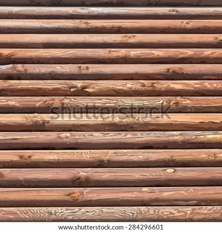 wooden bleach planks background