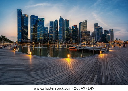 singapore nov 09   central